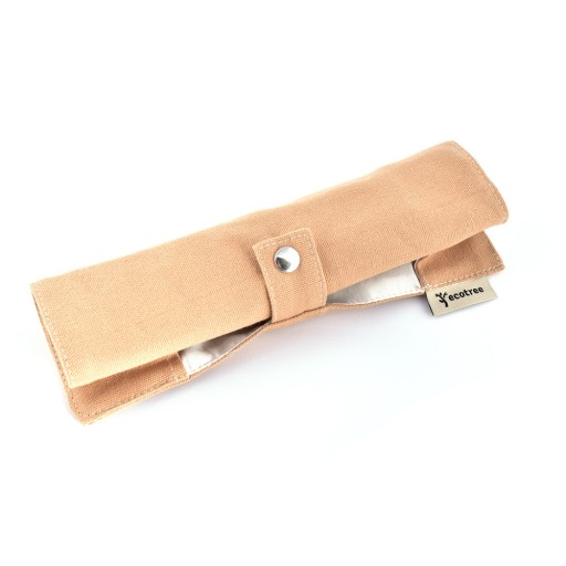 Reviews Bamboo cutlery EcoTree (5 pieces) + case