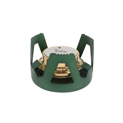 Alcohol stove with stand  – portable